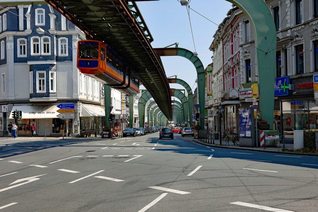 Sprinter mieten Wuppertal